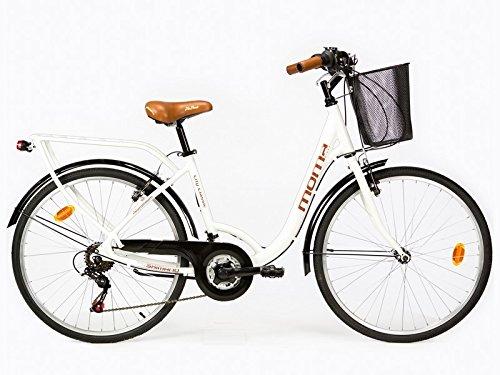 Diez Mejores Bicicletas Paseo Mujer